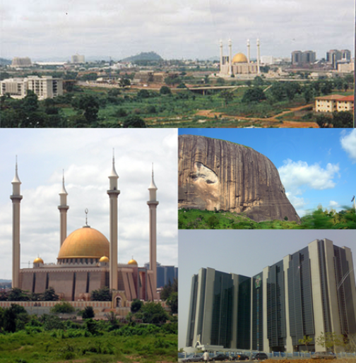 Abuja: Top 10 Amazing Cities that did not exist in1960