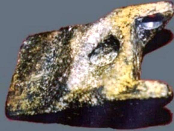 Aluminium Wedge of Aiud