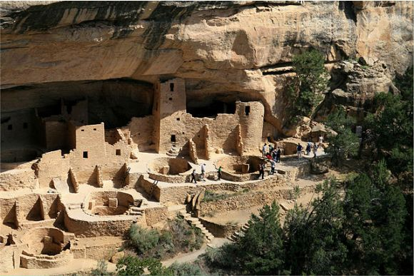 Cliff Palace, Colorado