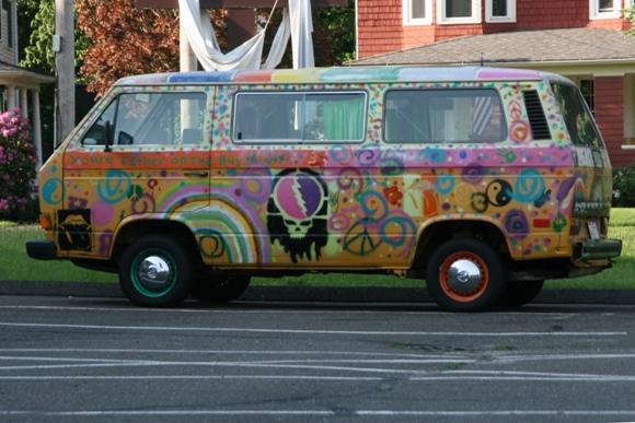 Customized Vans usa