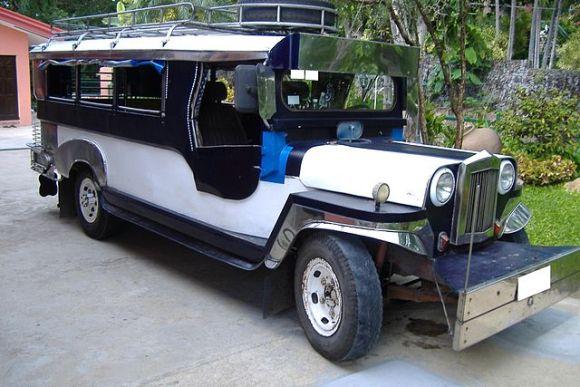 Jeepneys of Philippines