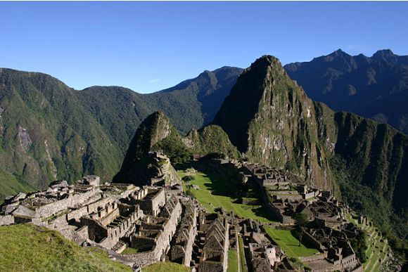 Machu_Picchu: Top 10 Lost Cities of the World