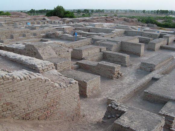 Mohenjodaro, Pakistan
