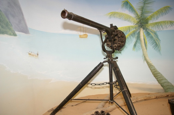 The Puckle Gun: Top 10 Failed Military Inventions