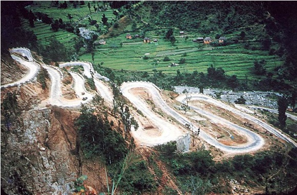 The Roads of Nepal