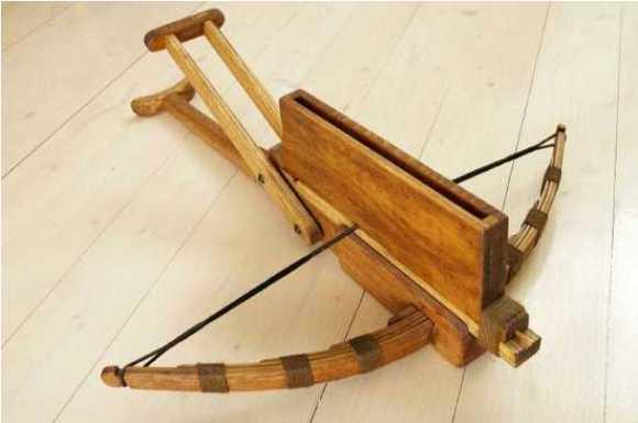 Chu Ko Nu: Top 10 Unusual Ancient Weapons