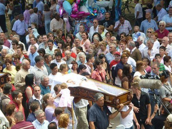 Fiesta De Santa Marta de Ribarteme