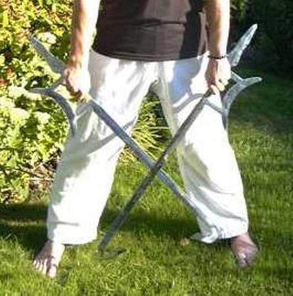 Hook Swords