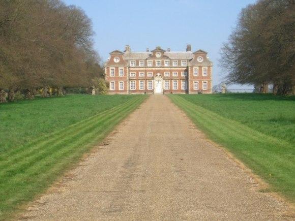 Rayanham Hall, Norfolk, Great Britain