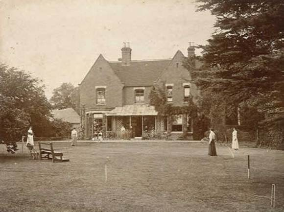 The Borley Rectory of Essex, Great Britain