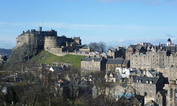 The Edinburgh Castle, Top 10 Most Haunted Places in the World
