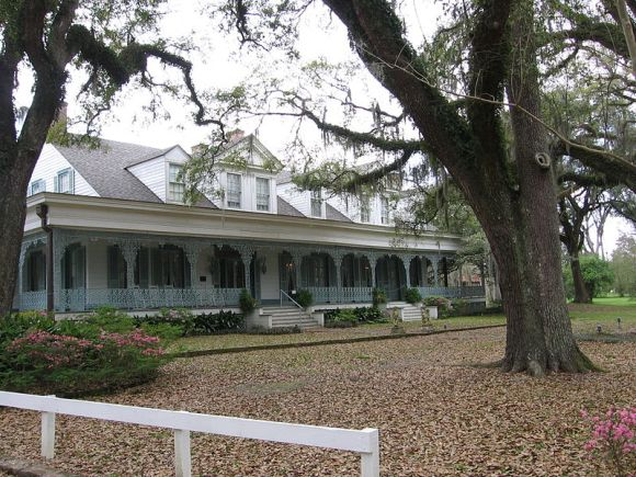 The Myrtles Plantation, Louisiana, United States of America