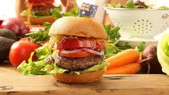 Australian Hamburger