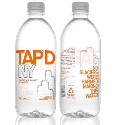 Bottled Tap Water