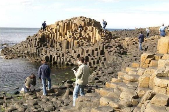 Columnar Basalt: Top 10 Strangest Natural Phenomenons