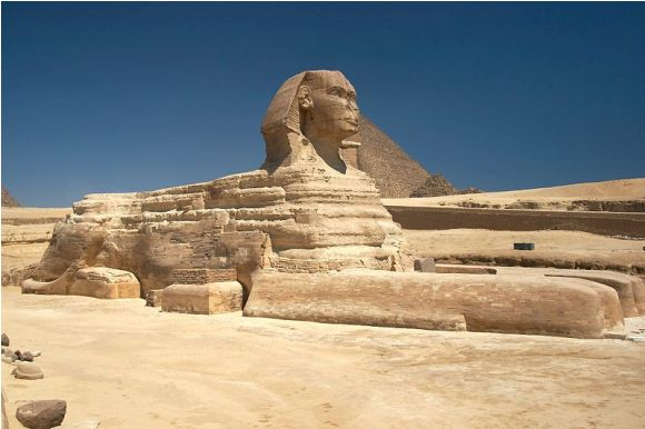 The Sphinx Top 10 Historical Mysteries of the World