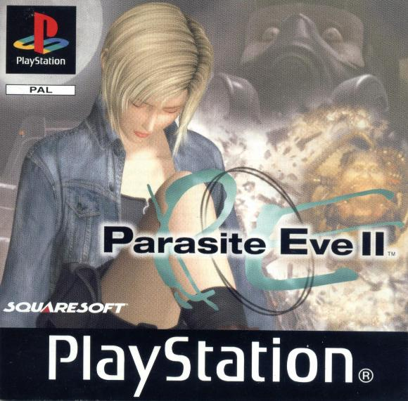 Parasite Eve: Top 10 Video Games Based On Books