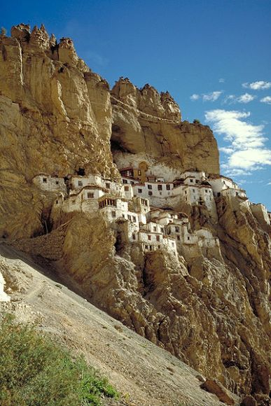 Phugtal Gompa, India: Top 10 Incredibly Isolated Monasteries