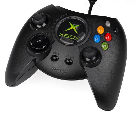 The Original Xbox Gamepad