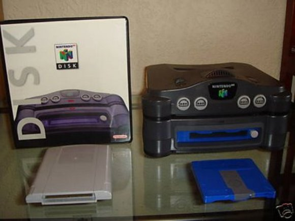 Virtually Every CD based Console
