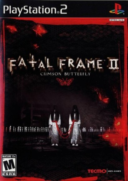 Fatal Frame 2 Crimson Butterfly