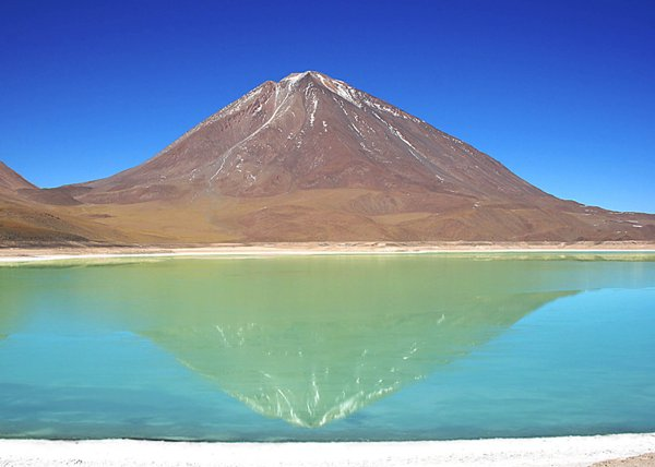 highest lakes in the world
