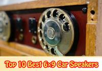 Best 6x9 Car Speakers of 2020